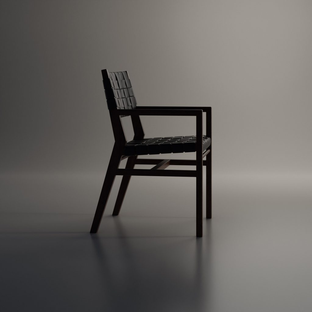Black-label-chair
