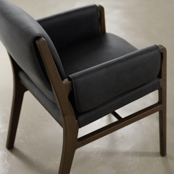 Damon-Armchair-Carbon-Nubuck-Black-1