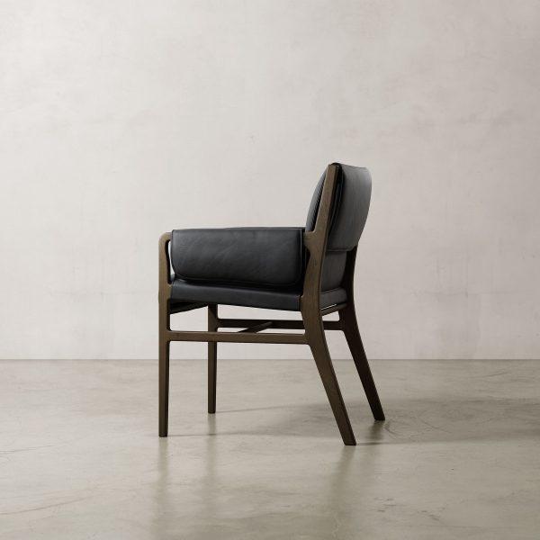 Damon-Armchair-Carbon-Nubuck-Black-3