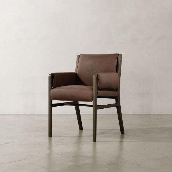 Damon-Armchair-Carbon-Nubuck-Brown-4