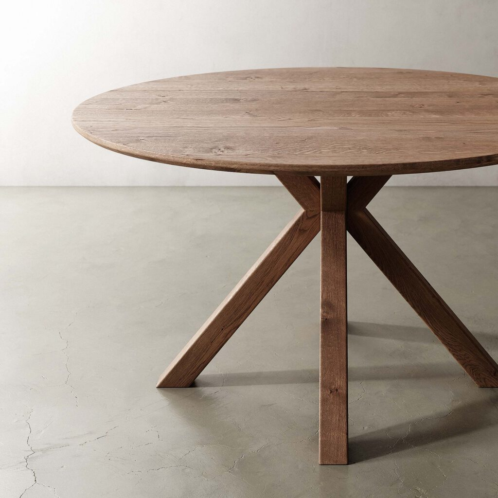 Tree-Weathered-Dining-Table-Black-Label-2